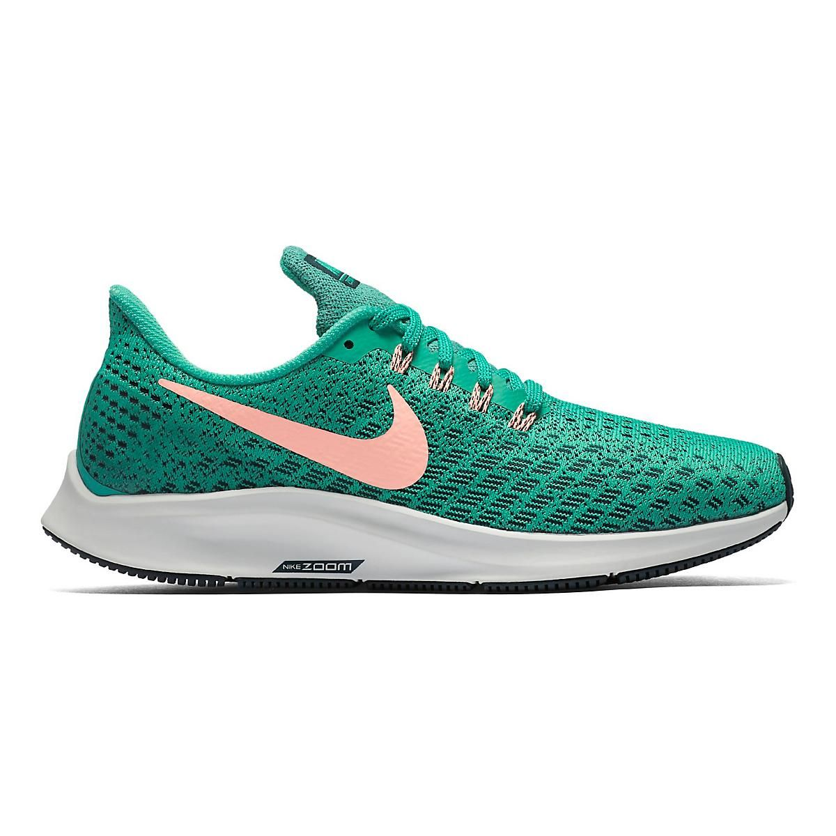 a8a710b597bc Nike Air Zoom Pegasus 35-Kinetic Green Midnight Spruce Mica Green Pink Tint