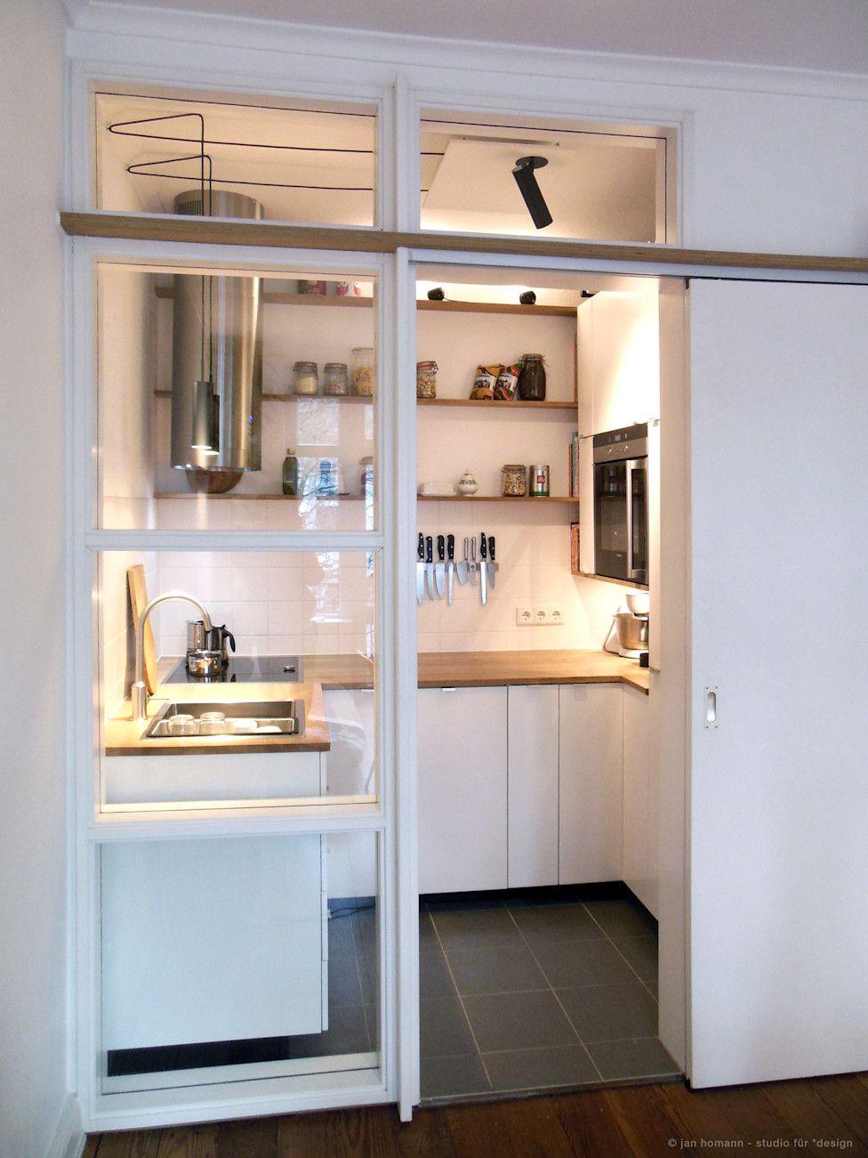 12 Ideen Fur Minikuchen Kleine Wohnung Minikuche Wohnung