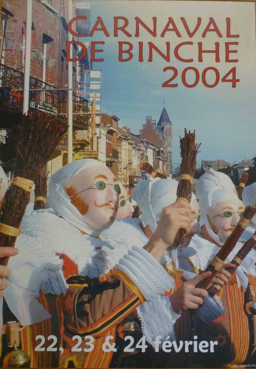Carnaval Le Cartophilion Avec Images Carnaval De Binche Carnaval Affiche