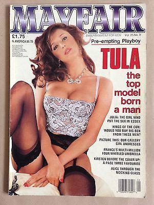 Mayfair Magazine Vol  Kirsten Imrie Tula