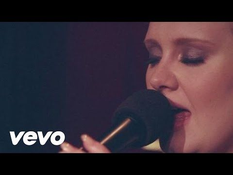 Adele - I Can't Make You Love Me (Live) Itunes Festival 2011 HD - YouTube