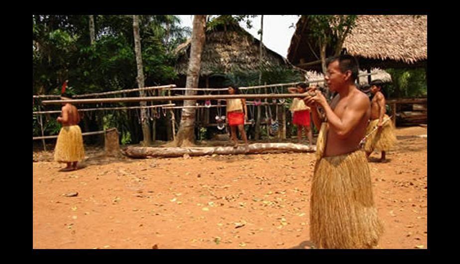 La ciudad más grande de la Amazonia peruana. Está ubicada al noreste del Perú, situada en la orilla izquierda del río Amazonas.
