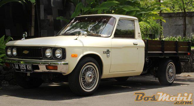 Restorasi Chevrolet Luv 1978 Beginilah Nasib Mobil Peternak