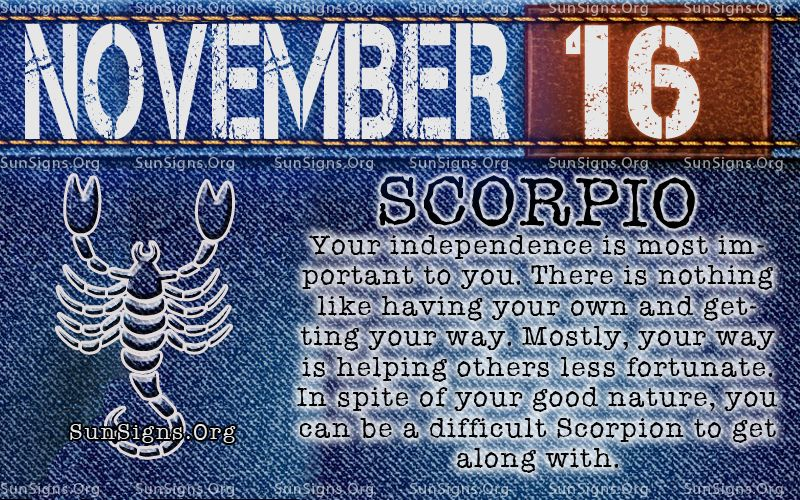 november 15 horoscope scorpio scorpio