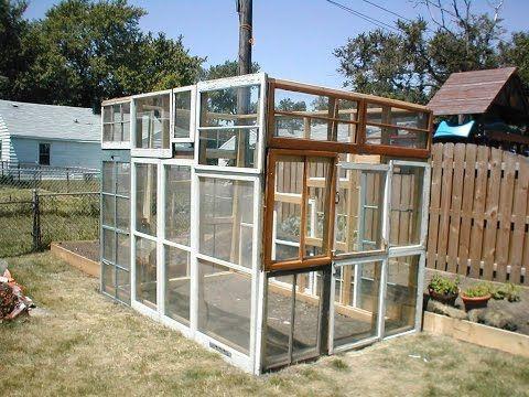 gew chshaus selber bauen mit upcycling food farm gew chshaus pinterest gew chshaus. Black Bedroom Furniture Sets. Home Design Ideas