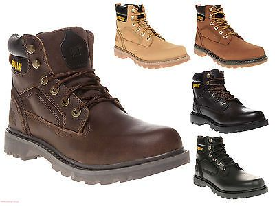 GENTS COMFY WALKING ANKLE BOOTS MENS CASUAL SNOW GRIP SOLE HIKING SHOES SZ 6-11