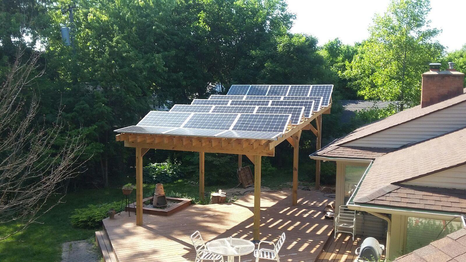 How Do Solarpanels Produce Electricity How Solar Energy Works Solar Power System Solar