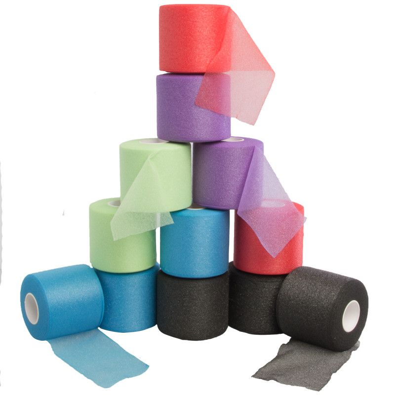 12 Rolls Mitre Taping Pre Wrap For Soccer Athletic Tape Pre Wrap Soccer Wrap