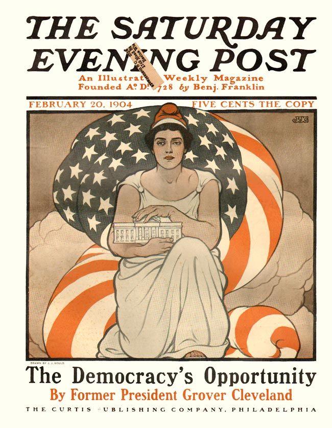 Saturday Evening Post 1904-02-20
