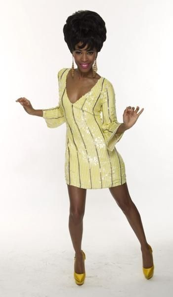 60s Inspired Fashion With The Cast Of Broadway S Motown Valisia