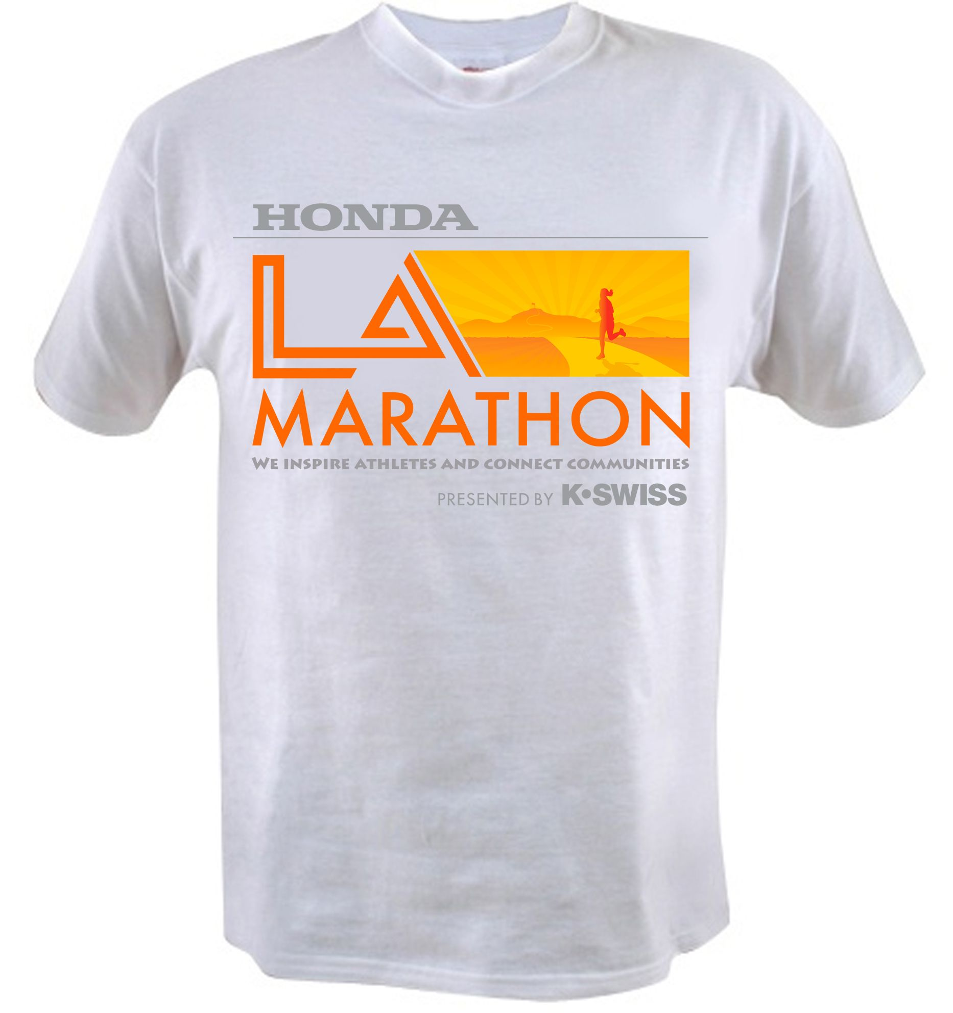 La Marathon T Shirt Design Competition Just A Memo Design