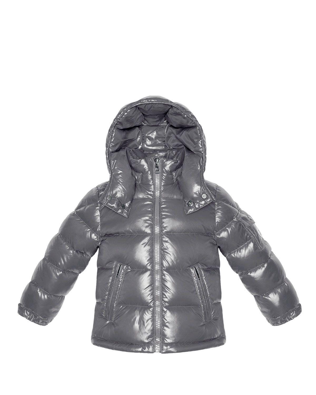 fd481a9d879e Maya Shiny Nylon Jacket