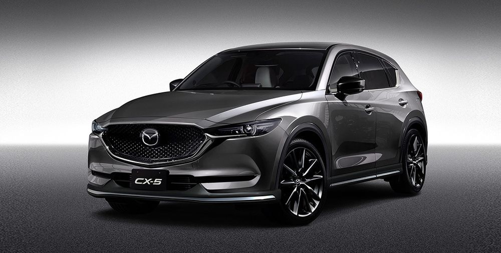 Snazzier 2017 Mazda Cx 5 Custom Style Revealed Http Www Autotribute Com 45723 Snazzier 2017 Mazda Cx 5 Custom Style Revealed Mazdacx5 Mazda Cx5 Suv