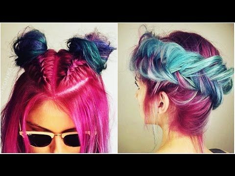New Hairstyles Hairstyles Tutorials Compilation 2017 Lucy
