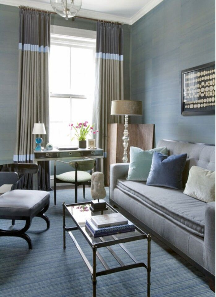 Pin by Kirsten Dos Santos on living room ideas | Blue ...