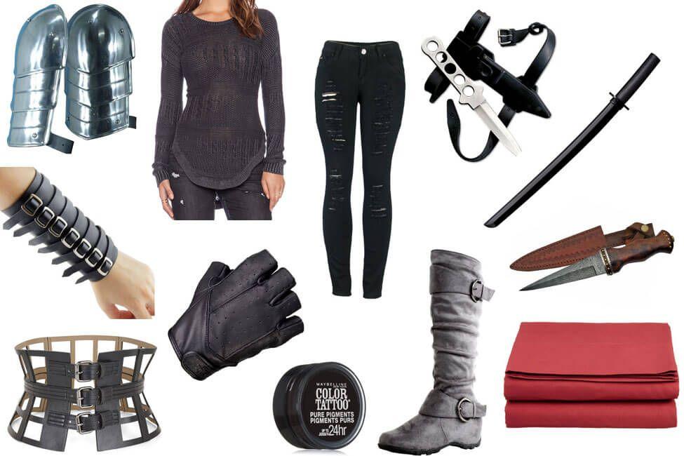 Commander Lexa Costume  sc 1 st  Pinterest & Commander Lexa Costume | Commander lexa Costumes and Cosplay
