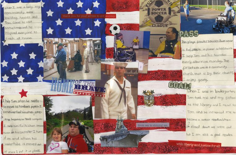 005 Paralyzed Veterans of America proudly announces the