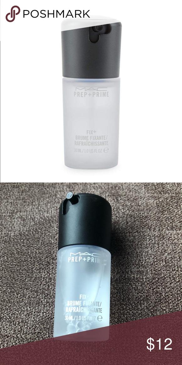 MAC Prep & Prime Spray Brand new, never used. Bundle for a ...