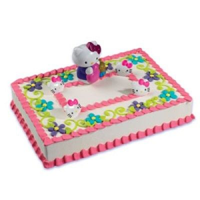 Remarkable Meijer Sheet Cake Hello Kitty Cake Hello Kitty Cookies Hello Funny Birthday Cards Online Inifodamsfinfo