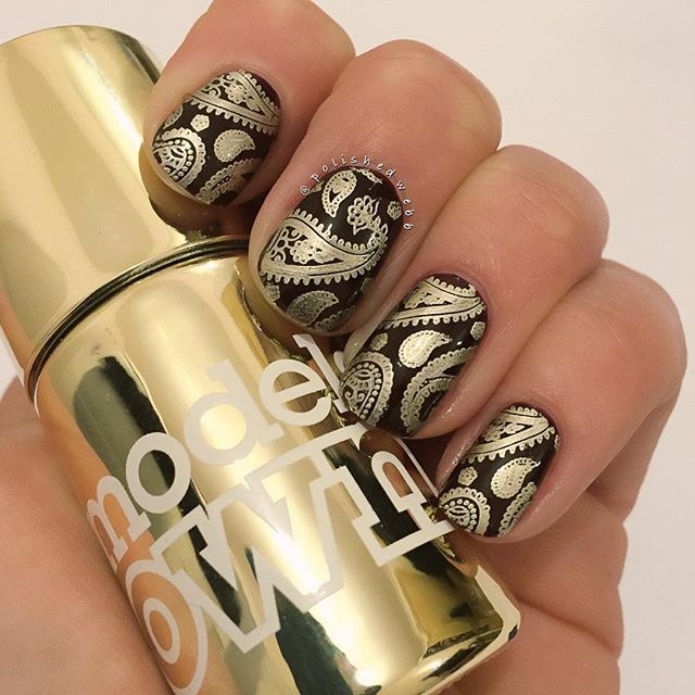 Vintage nails · awesome Log in — Instagram - Awesome Log In — Instagram Vintage Nail Art Pinterest Vintage