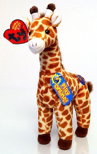 addfd18d934 Topper - Giraffe - Ty Beanie Babies 2.0