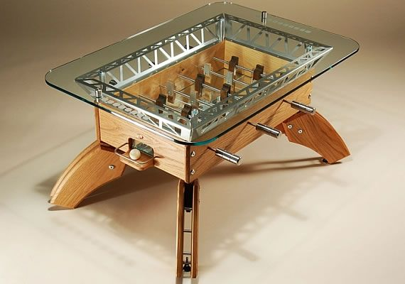 Dining And Coffee Tables With Built In Games Practical Furniture