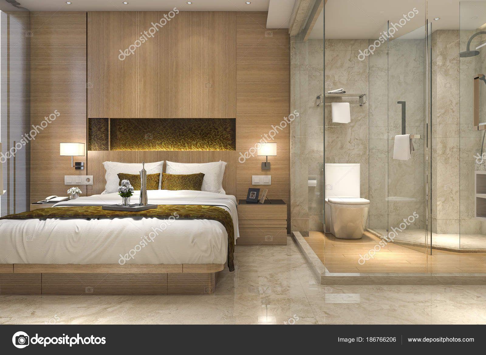 Descargar Cuarto Bano Suite Dormitorio Lujo Moderno