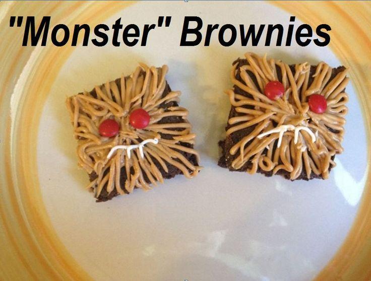Kids Halloween Dessert Recipes Ideas BOO! Halloween! Pinterest - halloween cooking ideas