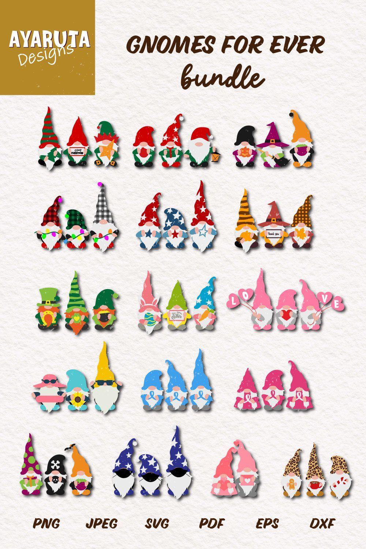 Download Pin On Gnomes Gnomes Christmas Gnomes Svg