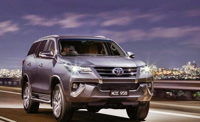 Toyota Fortuner 2019 India Review Mobil