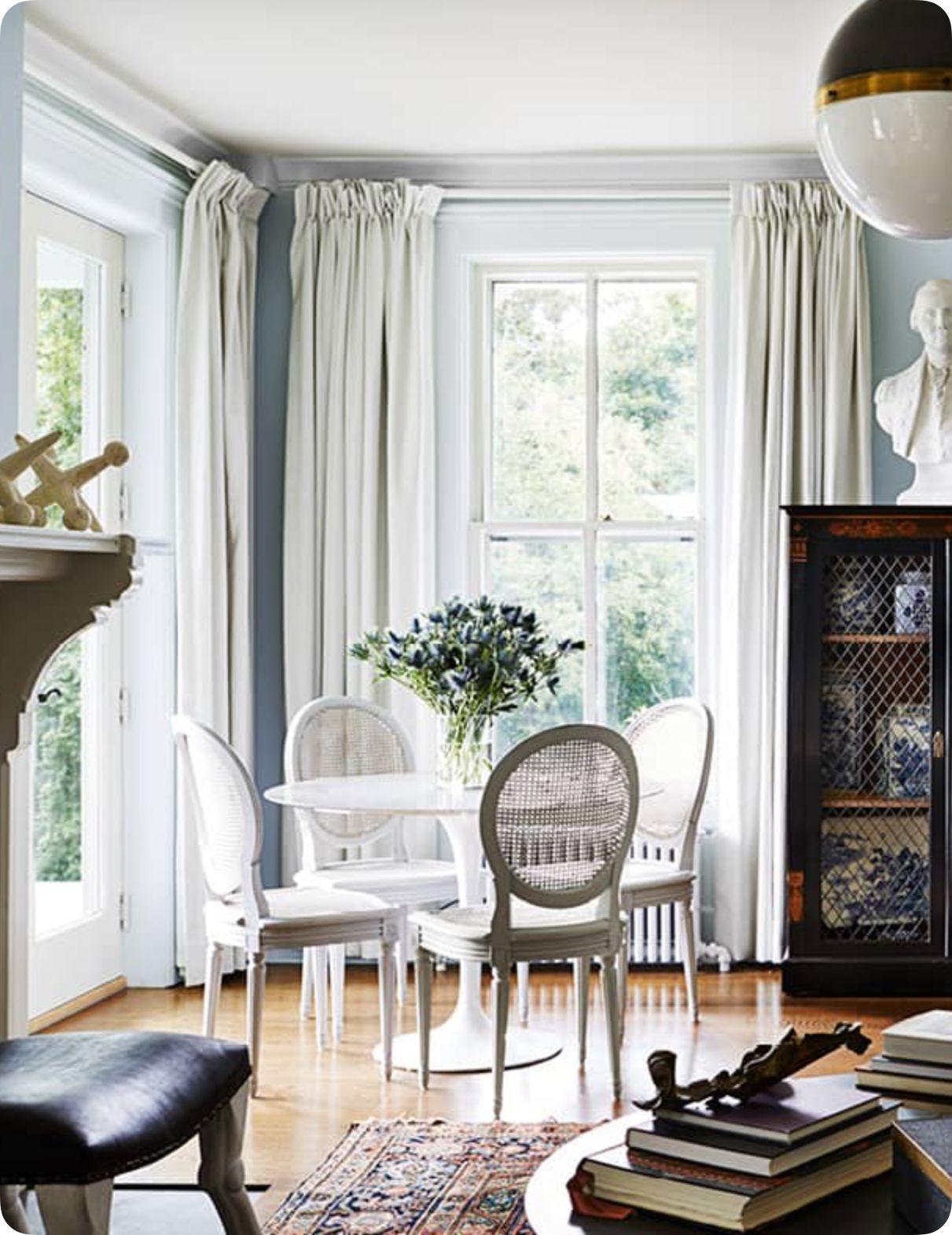 House Beautiful November 2017. Designer Juan Carretero