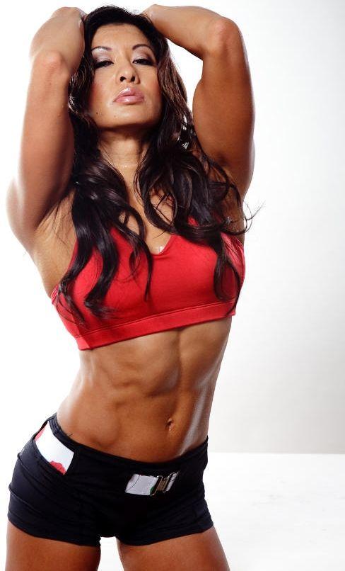Asian Fitness Model : asian, fitness, model, Asian, Fitness, Models, Female,, Models,, Muscle, Women