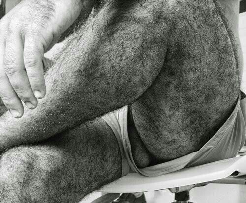 pictures of men with boners