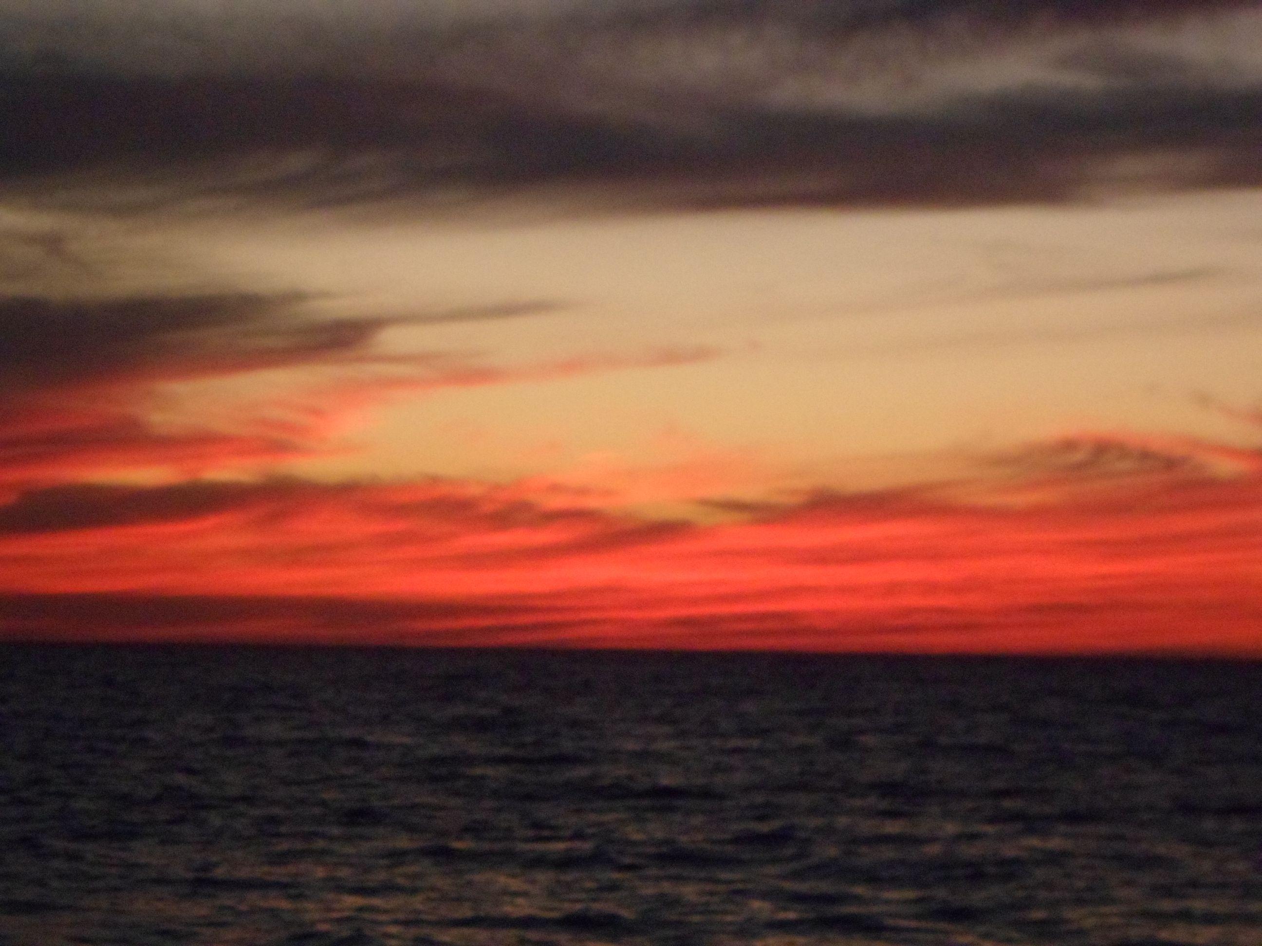 Another Sunset at Englewood Beach   Englewood beach, Beach ...
