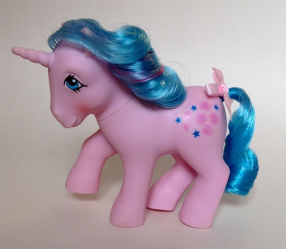 My Little Pony G1 Euro Movie Stars Nss Buttons Beautiful Vintage My Little Pony My Little Pony Dolls Little Pony