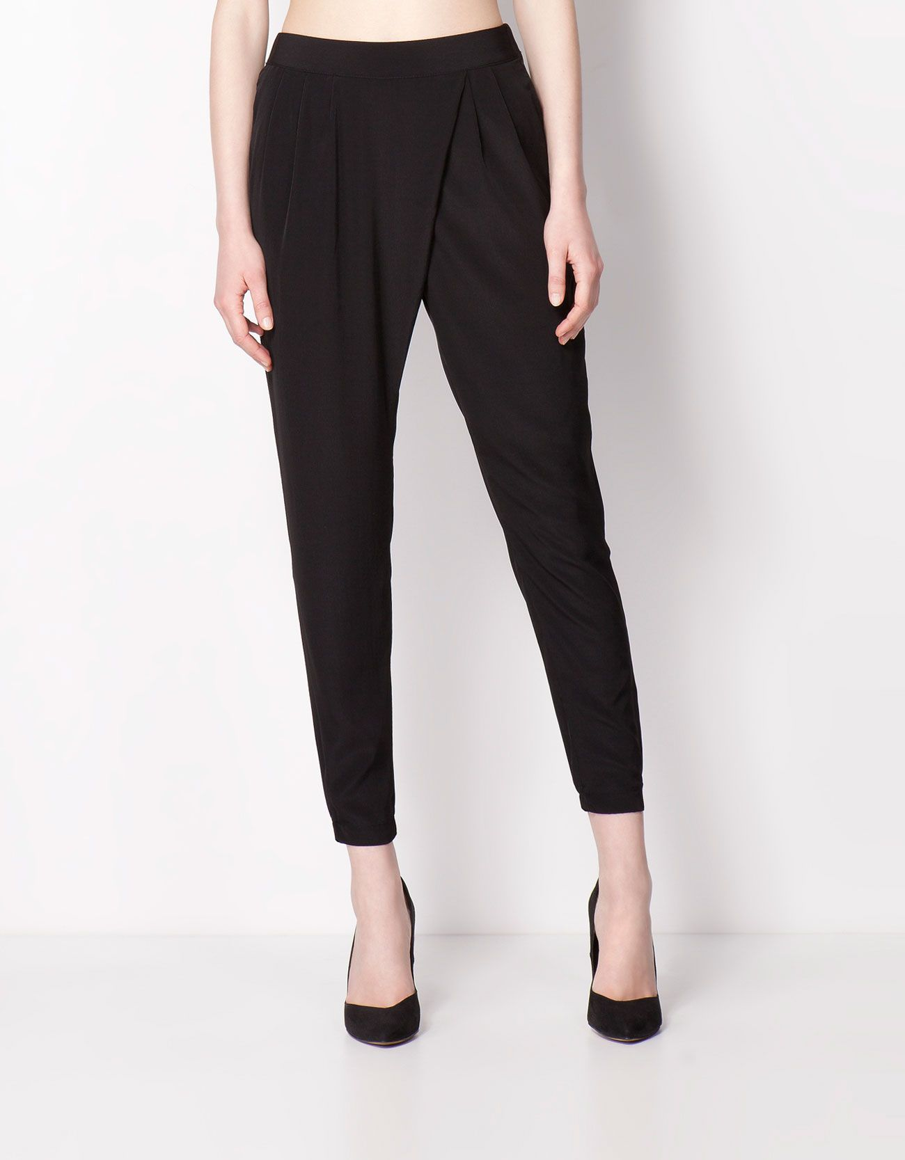 envío gratis d5c94 b0977 Pantalon baggy (Bershka) | pantalones | Baggy trousers ...