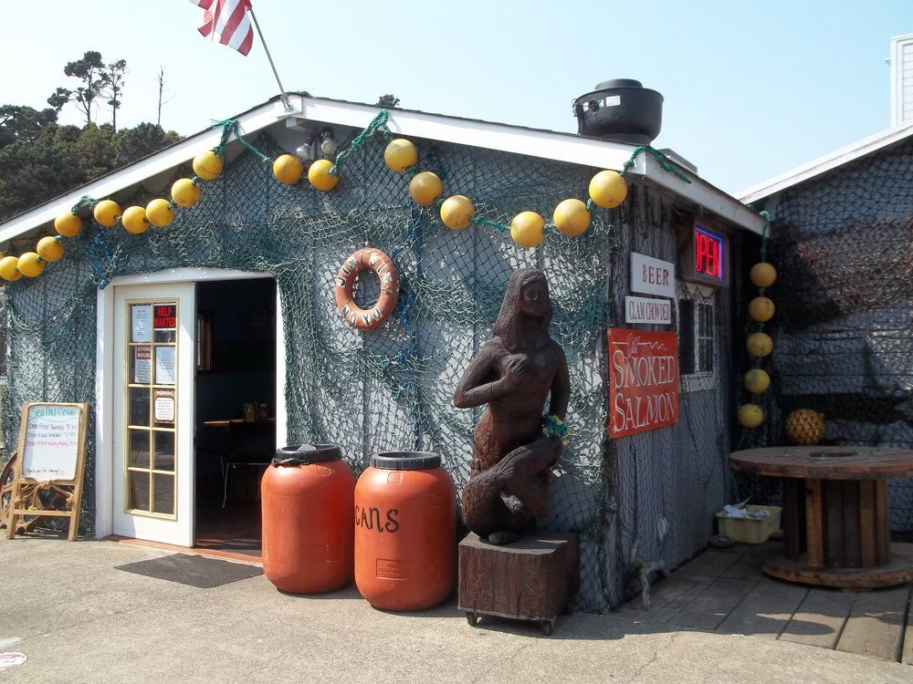 Sea Pal Cove Restaurant Fort Bragg Ca Restaurants Food Fort