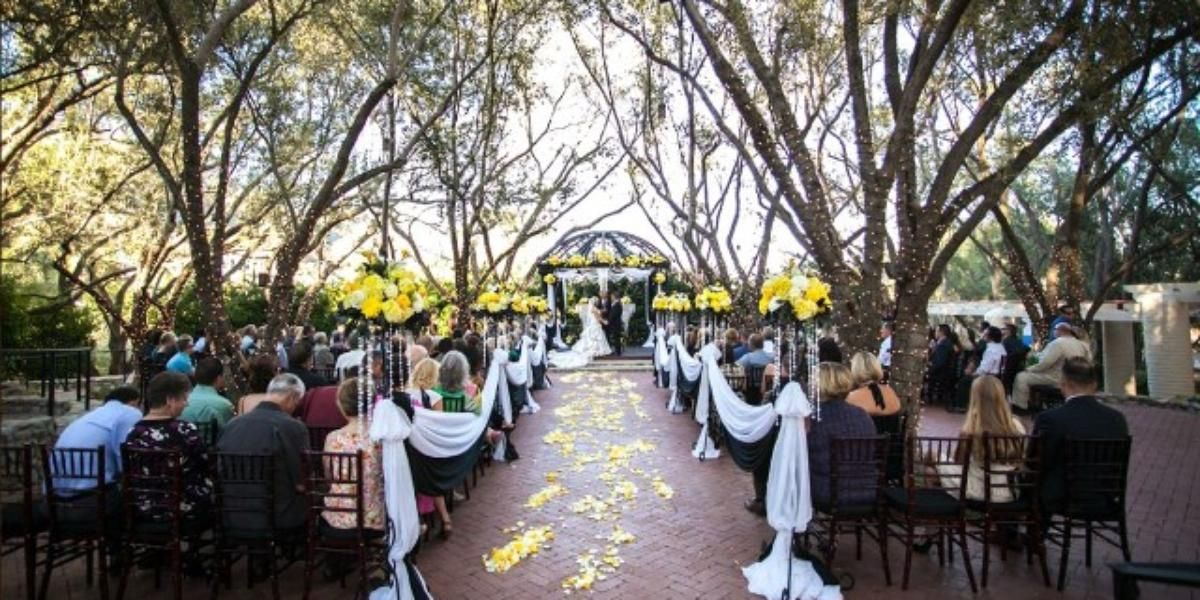 Padua Hills Theatre Weddings