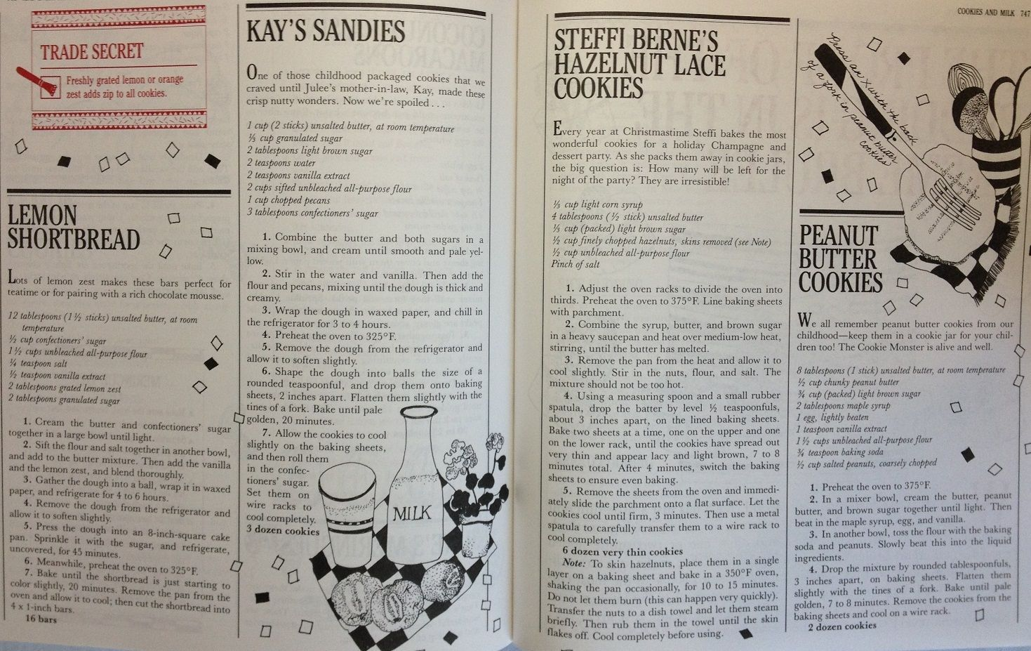 details about the new basics cookbook by julee rosso sheila lukins 1989 paperback recipes - Sheila Lukins Recipes