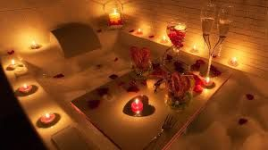 Valentines Day Romance for your Bathroom