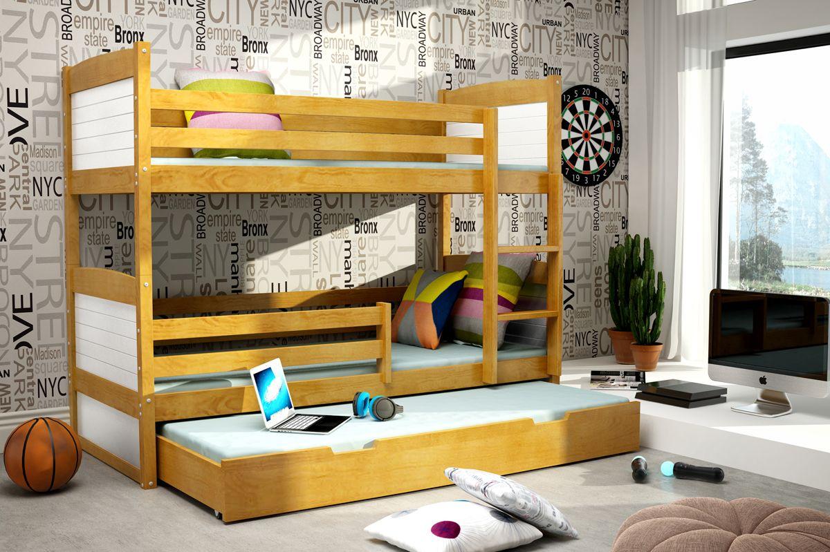 Etagenbett Dreier : Dreier etagenbett nico erle pinterest kinderbetten