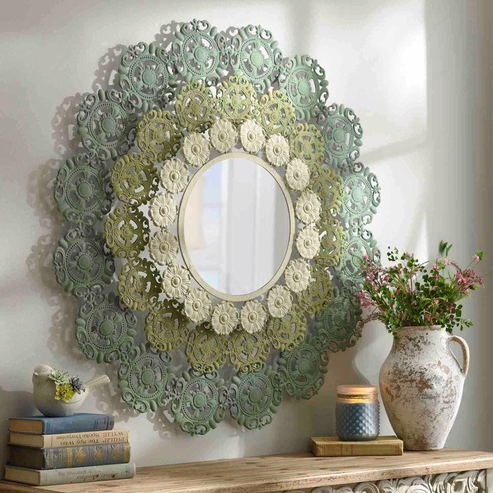 Window mirror decor  pin by patricia camarcoreinelt on living room u my home