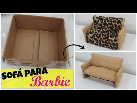 macac o para barbie diy costura ou cola youtube enfants pinterest meubles de poup e. Black Bedroom Furniture Sets. Home Design Ideas