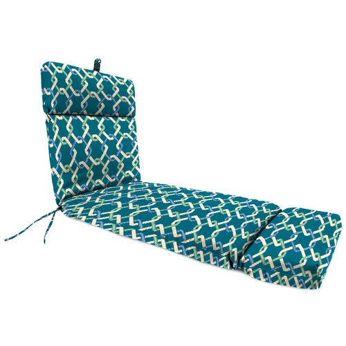 Found it at Wayfair - Outdoor Chaise Lounge Cushion