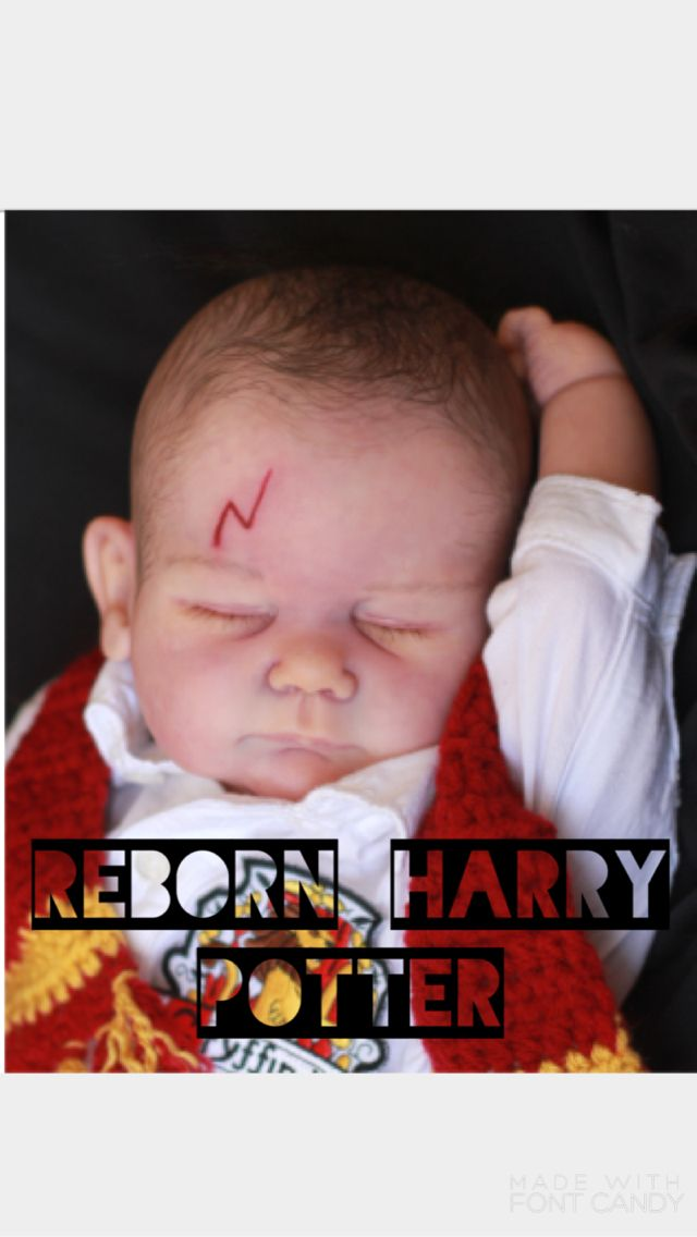 I Love Harry Potter And Reborns And This Is Just So Perfect Reborn Baby Dolls Reborn Babies Reborn Dolls