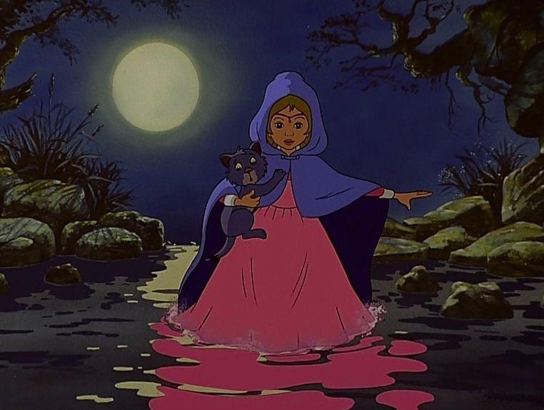 Принцесса И Гоблины Мультфильм