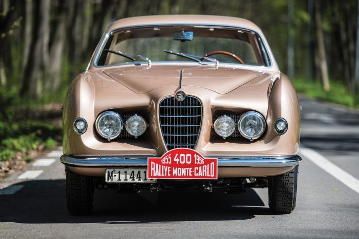 Alfa Romeo 1900C Sprint Supergioiello 7