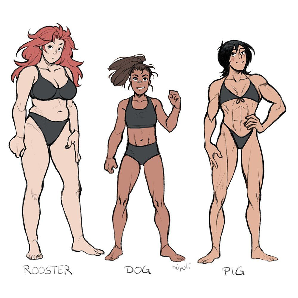I M Assuming This Is About Body Shapes So Wouldn T Hen Be More Accurate Body Type Drawing Art Reference Character Design,Very Easy Mehndi Designs For Beginners Step By Step