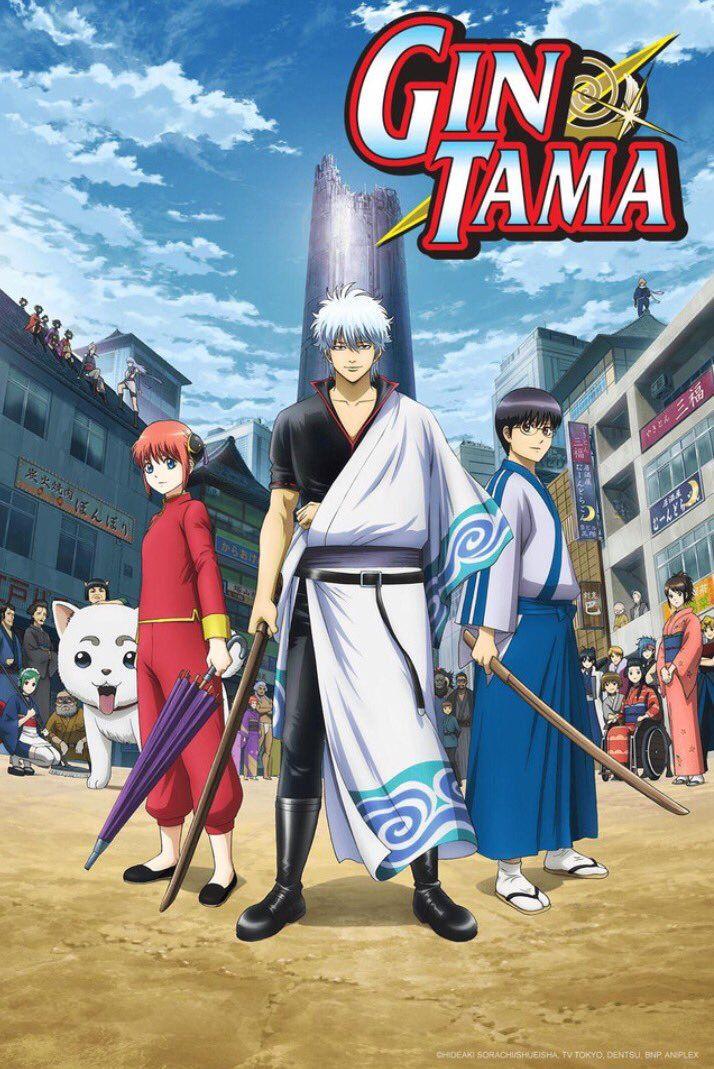 Gintama, The End is Nigh for the Silver Samurai Arte