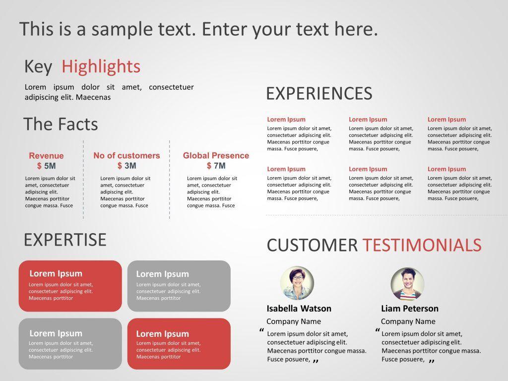 Startup Executive SummaryPowerPoint Template 1 Executive